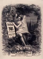 Les Environs de Paris (Moynet Jean-Pierre...) - Muzeo.com