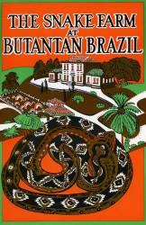 The Snake Farm at Butantan Brazil (The Jim Heimann Collection) - Muzeo.com