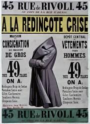 A la Redingote grise (anonyme) - Muzeo.com