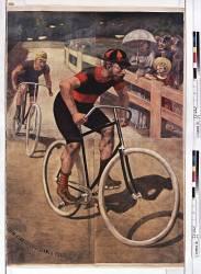 [affiche de cycle avant lettre], Torino, lit. Luigi Giami e figlio (anonyme) - Muzeo.com