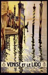Venice Travel Poster (Grassi Vittorio) - Muzeo.com