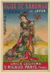 Agua de Kananga del Japon (anonyme) - Muzeo.com