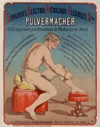 Appareils électro-médicaux flexibles Pulvermacher (anonyme) - Muzeo.com