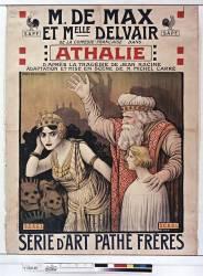 Athalie d'après la tragédie de Jean Racine (Berthon Paul) - Muzeo.com