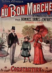 Au Bon Marché (anonyme) - Muzeo.com