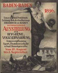 Baden-Baden 1896 (anonyme) - Muzeo.com