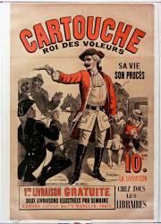 Cartouche, roi des voleurs, sa vie, son procès, 10 ces la livraison... (Bonnard A.) - Muzeo.com