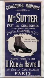 Chaussures modernes (anonyme) - Muzeo.com