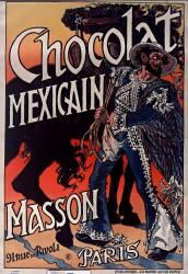 Chocolat mexicain Masson (Grasset Eugène) - Muzeo.com
