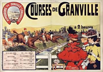 Courses de Granville (Le Mouël Eugène) - Muzeo.com