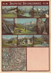 Dauphiné. Briançonnais (Hugo d'Alési F. (1849-1906)....) - Muzeo.com