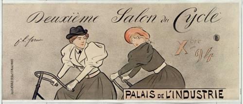 Deuxième Salon du cycle (Forain Jean-Louis...) - Muzeo.com