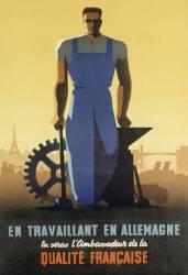 En travaillant en Allemagne, tu seras l'ambassadeur de la qualité française (Castel Eric) - Muzeo.com