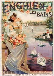Enghien Les Bains (Tournon Raymond, Guillet V.) - Muzeo.com