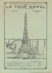 Exposition Universelle de Paris en 1889. (anonyme) - Muzeo.com