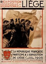 Exposition universelle et internationale de Liège. (Bellery-Desfontaines Henri) - Muzeo.com