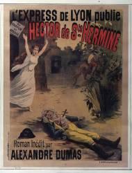 Express de Lyon publie Hector de Ste Hermine roman inédit par Alexandre Dumas (anonyme) - Muzeo.com
