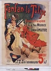 Fanfan La Tulipe, roman tiré de la pièce de M. Paul Meurice par Edmond Lepelletier...... (Lourdey Maurice) - Muzeo.com