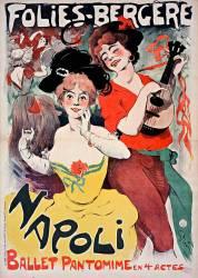 Folies Bergère. Napoli, ballet pantomime en 4 actes (Grün Jules) - Muzeo.com