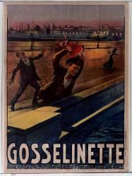 Gosselinette : drame populaire... en 5 actes... par M. Ridoux Saint Marcel (anonyme) - Muzeo.com