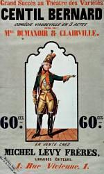 Grand succès au Théatre des Variétés. Gentil Bernard, comédie-vaudeville en 5 actes ... (anonyme) - Muzeo.com
