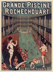 Grande piscine Rochechouart... hydrothérapie à vapeur (anonyme) - Muzeo.com