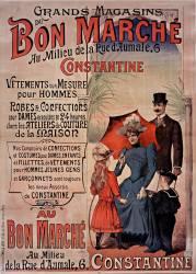 Grands magasins du Bon Marché : Constantine (anonyme) - Muzeo.com