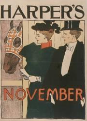 Harper's November (Penfield Edward) - Muzeo.com