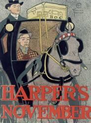 Harper's November [1896] (Penfield Edward) - Muzeo.com