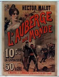 Hector Malot L'Auberge du Monde (anonyme) - Muzeo.com