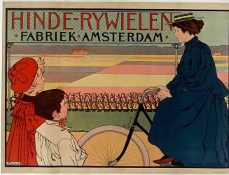 Hinde-Rywielen Fabriek-Amsterdam (anonyme) - Muzeo.com