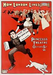 How London lives... Princess's Théâtre (anonyme) - Muzeo.com