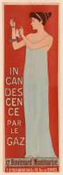 Incandescence par le gaz (Réalier-Dumas Maurice) - Muzeo.com