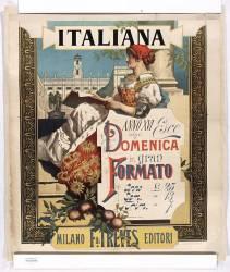 Italiana (anonyme) - Muzeo.com