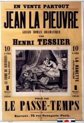 Jean la Pieuvre grand roman dramatique par Henri Tessier publié par le Passe-temps (Belin Auguste (18..-18..)....) - Muzeo.com