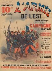 L' Armée de l'Est (Bombled Louis) - Muzeo.com