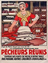 la Compagnie Française des Pêcheurs Réunis (Barrère Adrien) - Muzeo.com