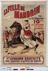 La Fille de Mandrin par Jules de Grandpré... (Bonnard A.) - Muzeo.com