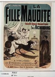 La Fille maudite : grand roman dramatique par Emile Richebourg... (Michele A.) - Muzeo.com