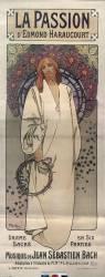 La Passion d'Edmond Haraucourt (Mucha Alfons) - Muzeo.com