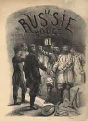 La Russie rouge par Victor Tissot et Constant Tamero (Ménétrier Ferdinand-Léon) - Muzeo.com