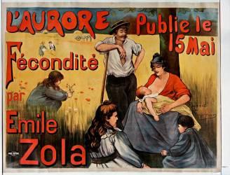 L'Aurore publie... Fécondité par Emile Zola (Tournon Raymond) - Muzeo.com