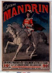 Le Capitaine Mandrin, par J. de Grandpré... A. Fayard éd. (anonyme) - Muzeo.com