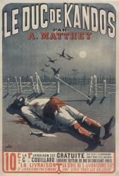 Le Duc de Kandos par A. Matthey, C. Couillard éd. (Choubrac Léon) - Muzeo.com
