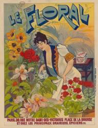 Le Floral (anonyme) - Muzeo.com