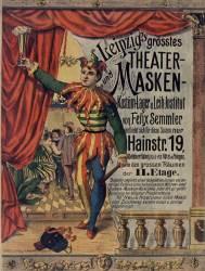 Leipzig's grösstes Theater und Masken-Kostüm-Lager... (anonyme) - Muzeo.com