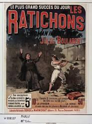 Les Ratichons, roman inédit par Jules Boulabert... (Michele A.) - Muzeo.com