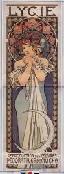 Lygie (Alfons Mucha) - Muzeo.com