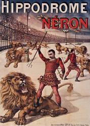 Néron à l'Hippodrome (anonyme) - Muzeo.com