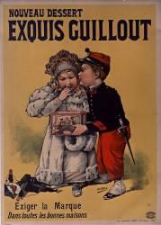 Nouveau dessert Exquis Guillout (Gray Henri) - Muzeo.com